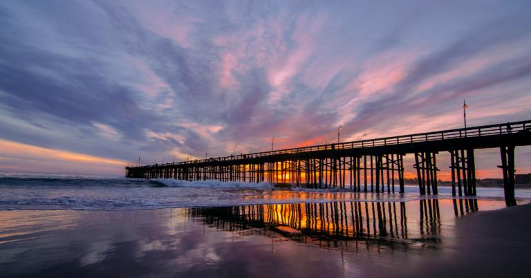 Oxnard, CA Sunset